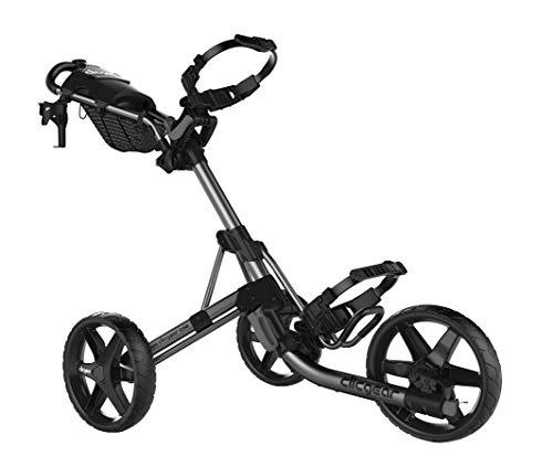 Clicgear Model 4.0 Golf Push Cart, Silver