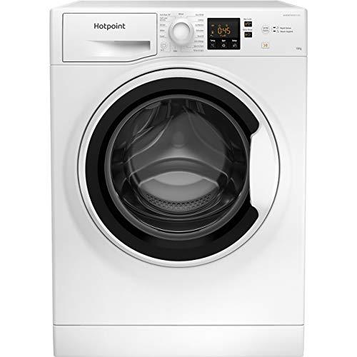 Hotpoint NSWA1043CWWUKN 10Kg Washing Machine with 1400 rpm - White