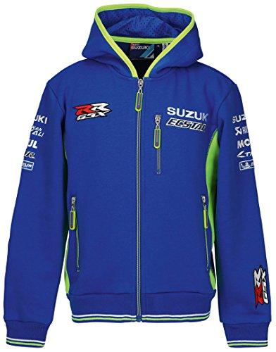 Suzuki MotoGP Ecstar Kapuzen Sweatshirt Kids (XL (12/13 Jahre))