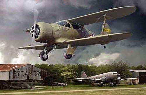 varios tamaños 1 48 U.S. U.S. U.S. Beechcraft UC-43 staggerojo wing 048T442 (japan import)  Las ventas en línea ahorran un 70%.