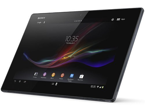 SONY Xperia Tablet Z ソニーストア限定Wi-Fiモデル SGP311JP/B (Android4.2/APQ8064-1.5GHz/メモリ-2GB/HDD-16GB/Wi-fi)