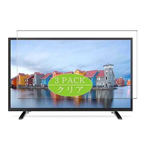 VacFun 3 Piezas Claro Protector de Pantalla, compatible con LG 32LF595B/32LF5600/32LH500B/32LH570B/32LH550B 31.5' LCD TV, Screen Protector Película Protectora(Not Cristal Templado) NewVer