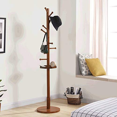 BNXTF Kapstok, vrijstaande kledingrek, voor hal, slaapkamer, wachtkamer, woonkamer