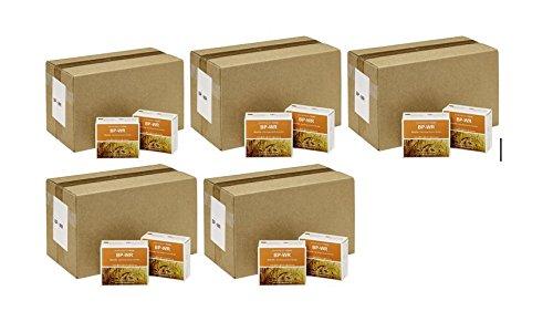 6 Monate Nahrungsmittelvorrat - BP WR - Emergency Food, früher BP5, Langzeit Nahrung (extrem lange Haltbarkeit)
