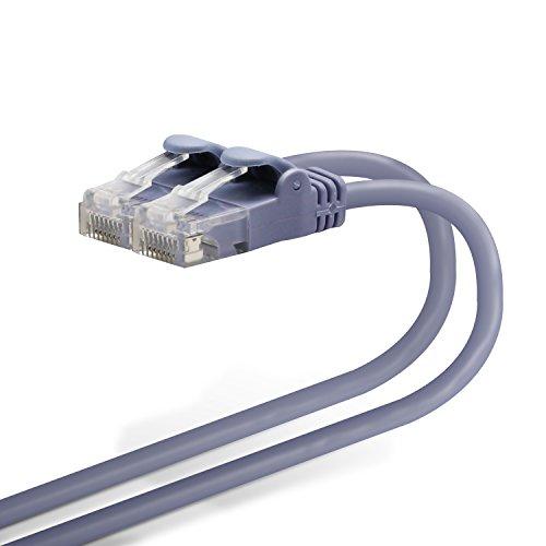 エレコム LANケーブル CAT6 0.15m 爪折れ防止コネクタ cat6準拠 やわらか ブルー LD-GPY/BU015