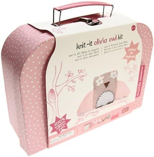 marca de lujo Knit-it kit búho búho búho olivia  el mas reciente