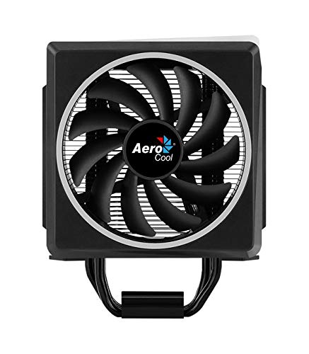 Aerocool CYLON4, refrigeración para PC, iluminación LED RGB, 4 heat pipes