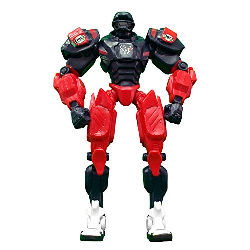 NFL Houston Texans Fox Sports Team Robot, 10-inches