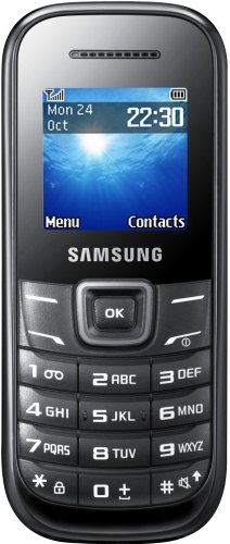 Samsung E1200 1.52' 65.1g Nero