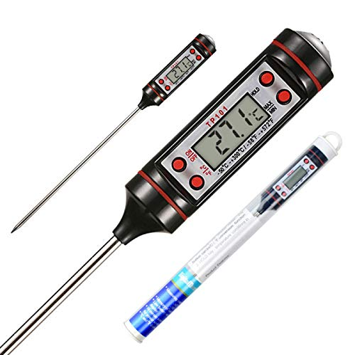 Lcd Digital Probe Lebensmittelthermometer Temperatur Catering