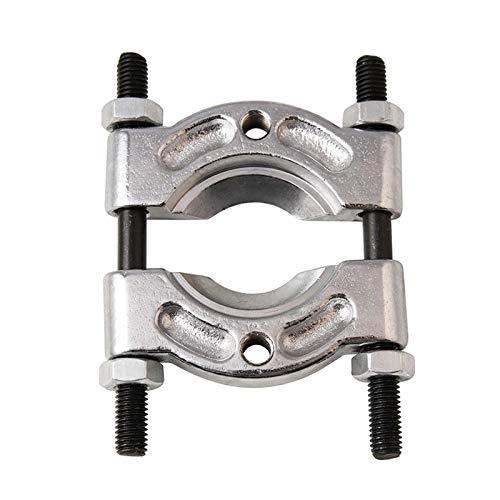 """Extractor de cojinetes con separador de mandíbulas de 1/2"""" a 4-5/8"""" para cubo de rueda, piñón de engranajes, divisor de rodamientos grande con agujeros roscados bordes angulares de acero"""