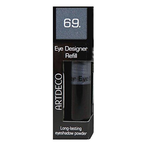 Artdeco Eye Designer Refill, Lidschatten, Nachfüllung, nr. 69, rocky blue, 1er Pack (1 x 0.8 g)