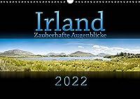 Irland - Zauberhafte Augenblicke (Wandkalender 2022 DIN A3 quer): Irland ist immer eine Reise wert. (Monatskalender, 14 Seiten )