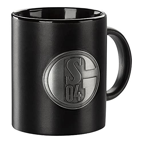 FC Schalke 04 Tasse Becher Kaffeetasse EMBLEM, 11264
