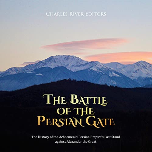 The Battle of the Persian Gate cover art