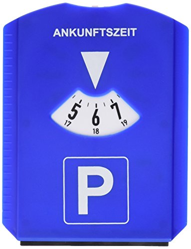 Hama 00083958 - Disco de estacionamiento multifuncional (12 x 0.8 x 15.5 mm)