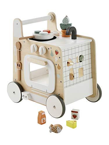 VERTBAUDET 3-in-1-Lauflernwagen mit Spielküche #NV ONE SIZE