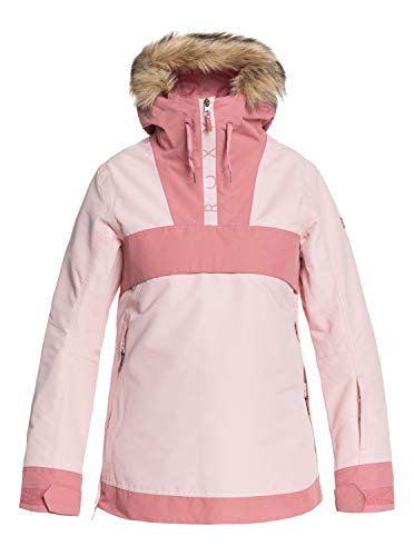 Roxy Shelter - Snow Jacket for Women - Schneejacke - Frauen - S - Rosa