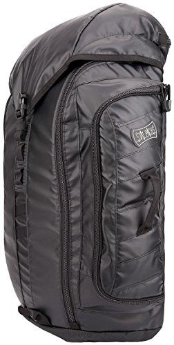 StatPacks G3 Backup Tactical Black, Modular EMT Medic Backpack, Ergonomic, QuickZip Access, Water Resistant, EMS ALS Trauma Bag for EMS, Police, Firefighters