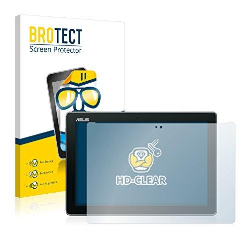 brotect Pellicola Protettiva Compatibile con ASUS ZenPad 10 Z300CG Pellicola Trasparente (2 Pezzi) Anti-Impronte