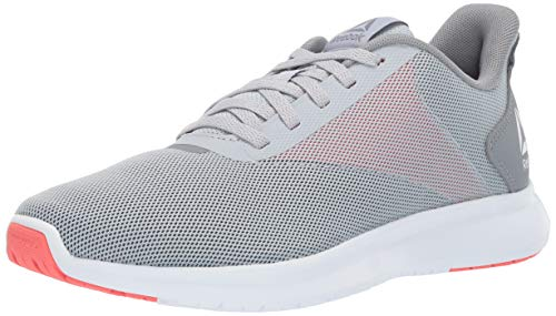Reebok Women's Instalite LUX Running Shoe, Cold Grey/Bright Rose/Silver/Cloud Grey, 11.5 M US