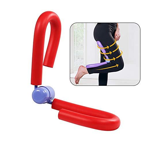 Cysincos Fitness Leg Trainer Oberschenkeltrainer Trainingsgerät Fitnessgeräte Hüfte Bein-Training Oberschenkel-Master Trimmer Beintrainer