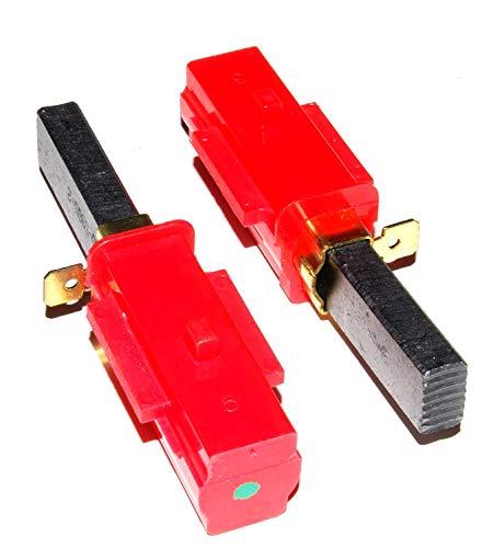 2x Brosse à Charbon Moteur Charbon schleifkohle 5mm*10mm pour électro-Outils