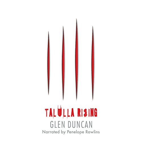 Talulla Rising cover art