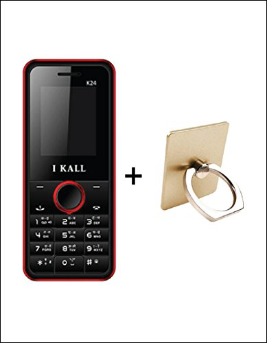 IKALL 18 inch Display K24 Red Feature with Wireless FM and