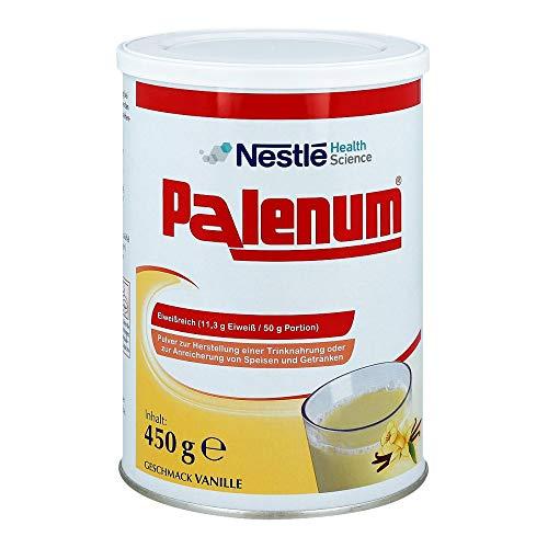 PALENUM Vanille Pulver, 450 g