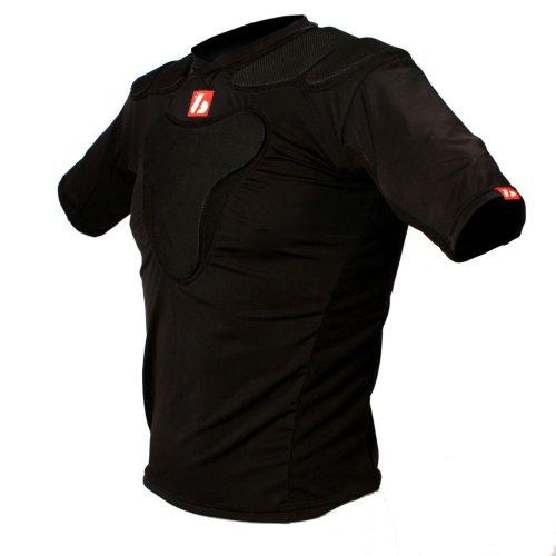 BARNETT RSP-PRO 5 Profi Schulterschutz für Rugby mit 5 Schutzpolstern (XS)