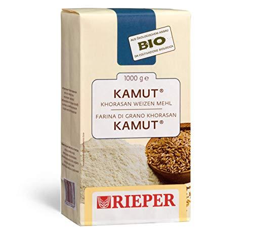 Farina biologica di grano khorasan KAMUT® RIEPER 10 x 1 kg