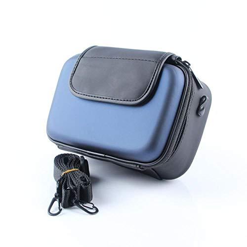 Borsa Per Fotocamera Custodia Custodia Per Videocamera Dv Antiurto Per Panasonic Hc V270 V770 V750 V760 V270 V750 V160 V180 V385 Gk V550M W580M V250, Blu
