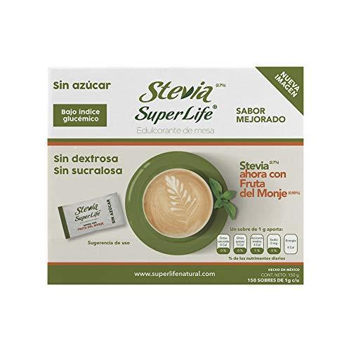 Stevia marca STEVIA SUPER LIFE