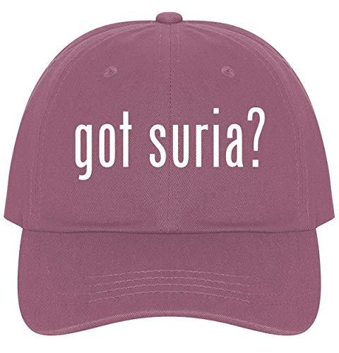 The Town Butler got Suria? - A Nice Comfortable Adjustable Dad Hat Cap, Pink