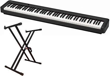 CASIO カシオ 88鍵盤 電子ピアノ CDP-S150BK (スタンドセット)