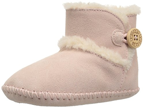 UGG Baby Lemmy II Ankle Boot, Baby Pink, 2/3 M US Infant