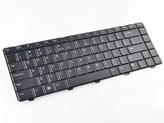 New Black keyboard for Dell Inspiron 14V 14R N4010 N4020 N4030 N5030 M5030 Seires; P/N 01R28D, NSK-DJD01, AEUM8U00110, 1R28D, V100830AS1, AEUM8U00010, 90.4EK07.S01 Laptop / Notebook US Layout PCRepair