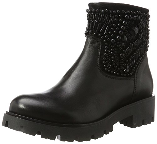 Tosca Blu Shoes Damen MARMOLADA Stiefel, Schwarz (Nero), 37 EU