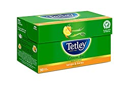 Highly rated green tea in India