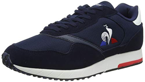 Le Coq Sportif JAZY, Zapatillas Unisex Adulto, Dress Blues, 42 EU