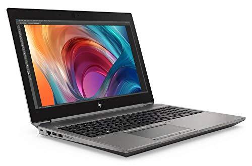 Product Image 1: 2020 HP ZBook 15 G5 15.6″ FHD (1920×1080) Mobile Workstation Laptop (Intel 6-Core i7-8850H, 64GB DDR4 RAM, 2TB SSD(2x1TB PCIe M.2)) Thunderbolt 3, HDMI, Fingerprint, Backlit, Windows 10 Pro