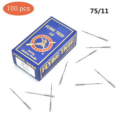 Review LAOZO Sewing Machine Needles,Universal Regular Point Home Sewing Machine Needle Assortment, 6...