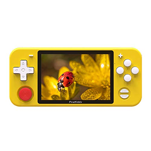 Mini Handheld Game Console for Kids Adults, RGB10 Open Source System...