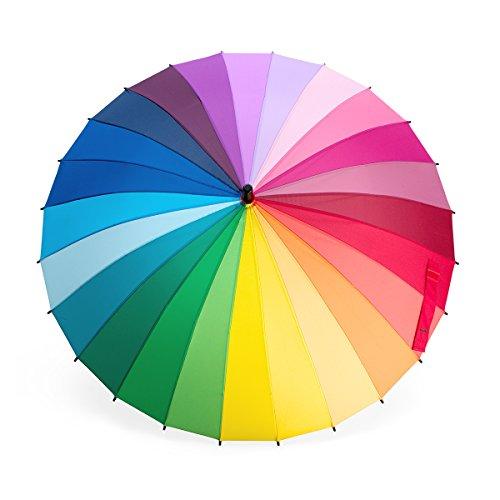 MOMA, Color Wheel Regenschirm, Schirm
