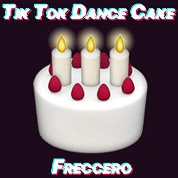 Tik Tok Dance Cake