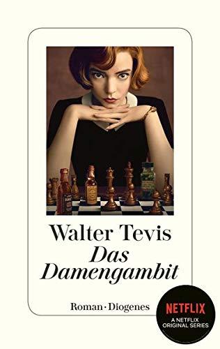 Buchseite und Rezensionen zu 'Das Damengambit' von Walter Tevis