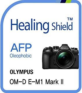 Healingshield Screen Protector Oleophobic AFP Clear Film Compatible for Fujifilm GFX 100