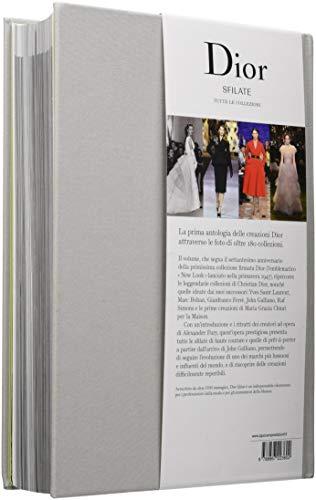 Dior. Sfilate. Tutte le collezioni da Christian Dior a Maria Grazia Chiuri