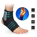 Peahop Knöchelstütze, Professionelle Atmungsaktiver Sportschutz Ausrüstung Arthritis Sehnenentzündung und Sportverstauchung